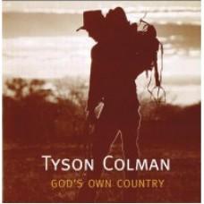 Tyson Colman God's Own Country CD